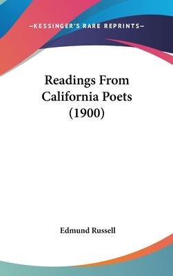 Readings from California Poets (1900)