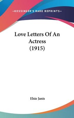Love Letters of an Actress (1915)