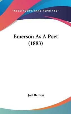 Emerson as a Poet (1883)