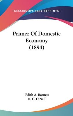 Primer of Domestic Economy (1894)