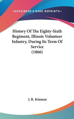 History Of The Eighty-Sixth Regiment, Illinois Volunteer Infantry, During Its Term Of Service (1866)