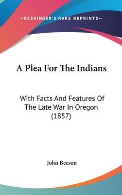 A Plea for the Indians