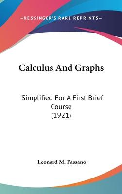 Calculus and Graphs