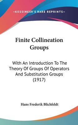Finite Collineation Groups