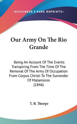 Our Army on the Rio Grande
