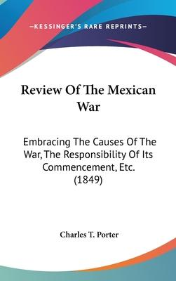 Review of the Mexican War