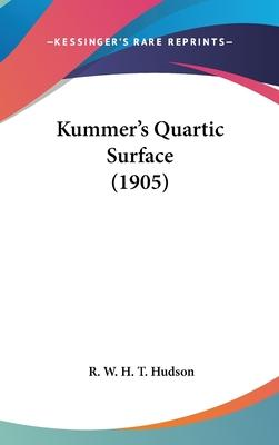 Kummer's Quartic Surface (1905)