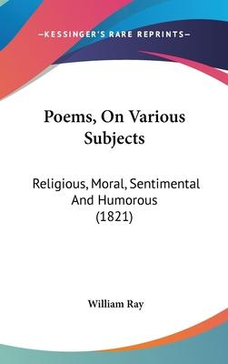 Poems, on Various Subjects