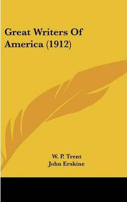 Great Writers of America (1912)