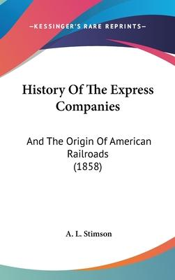 History of the Express Companies