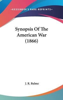 Synopsis of the American War (1866)
