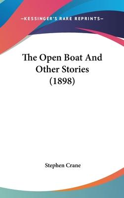 The Open Boat And Other Stories (1898) Cover Image