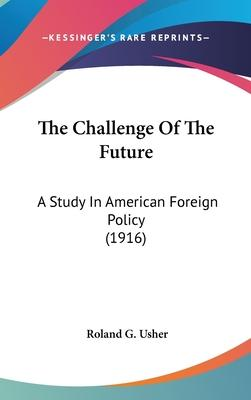 The Challenge of the Future