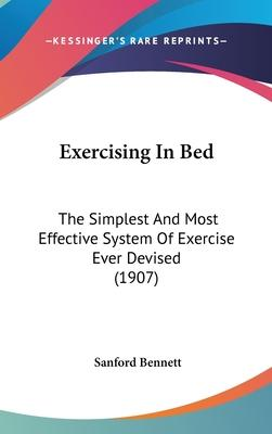 Exercising in Bed