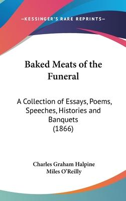 Baked Meats Of The Funeral Cover Image