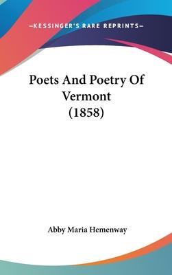 Poets and Poetry of Vermont (1858)