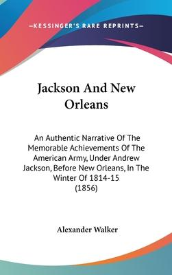 Jackson and New Orleans
