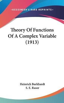 Theory of Functions of a Complex Variable (1913)