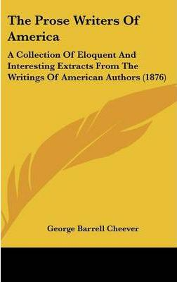 The Prose Writers of America