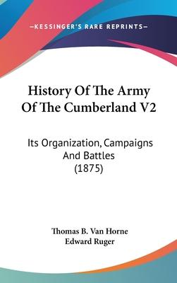 History of the Army of the Cumberland V2