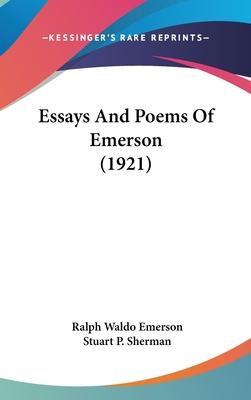 Essays and Poems of Emerson (1921)