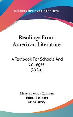 Readings from American Literature