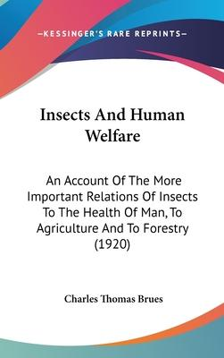 Insects and Human Welfare