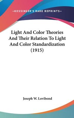 Light and Color Theories and Their Relation to Light and Color Standardization (1915)
