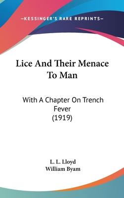 Lice and Their Menace to Man