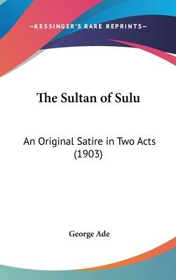 The Sultan of Sulu