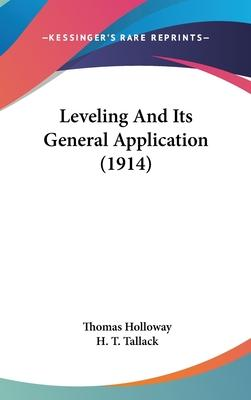 Leveling and Its General Application (1914)