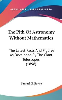 The Pith of Astronomy Without Mathematics