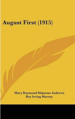August First (1915)