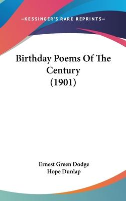 Birthday Poems of the Century (1901)
