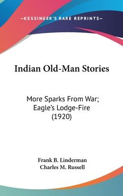 Indian Old-Man Stories Cover Image