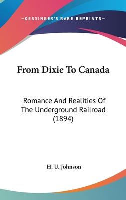 From Dixie to Canada