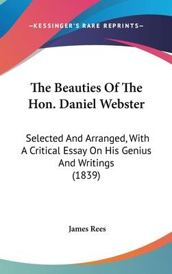 The Beauties of the Hon. Daniel Webster