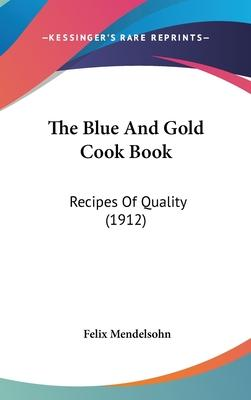 The Blue and Gold Cook Book