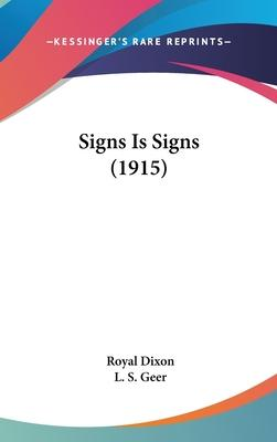 Signs Is Signs (1915)