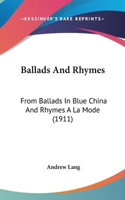 Ballads and Rhymes
