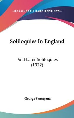 Soliloquies in England