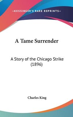 A Tame Surrender Cover Image