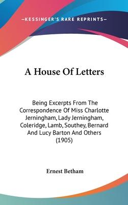A House of Letters