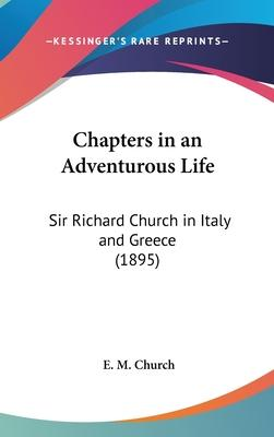 Chapters in an Adventurous Life