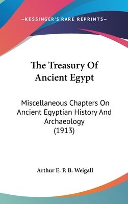 The Treasury Of Ancient Egypt Cover Image