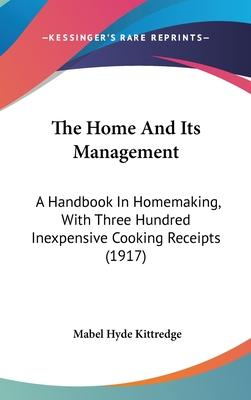 The Home and Its Management