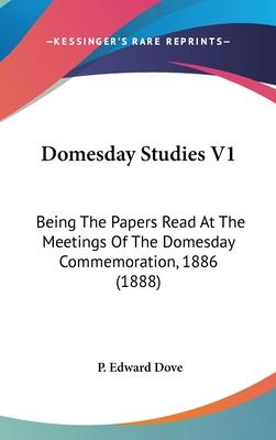 Domesday Studies V1