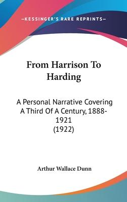 From Harrison to Harding