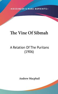 The Vine of Sibmah