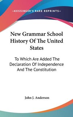 New Grammar School History of the United States